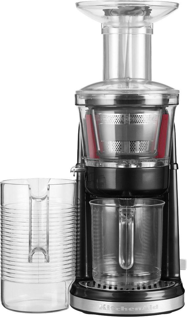 KitchenAid Entsafter Artisan 5KVJ0111EOB 250 Watt Technik & Freizeit/Elektrogeräte/Haushaltsgeräte/Küchenkleingeräte/Entsafter/Zentrifugenentsafter