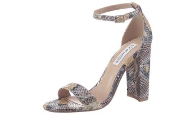 STEVE MADDEN High - Heel - Sandalette »Carrson« kaufen