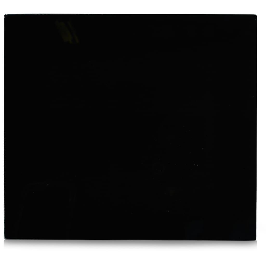 Zeller Present Herdblende-/Abdeckplatte »XL«, (1 tlg.), Silikonfüßen