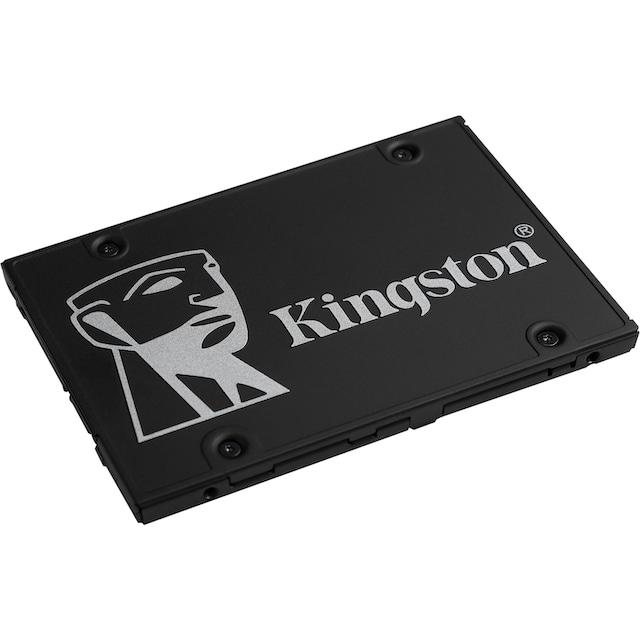 Kingston »KC600« SSD 2,5 ''