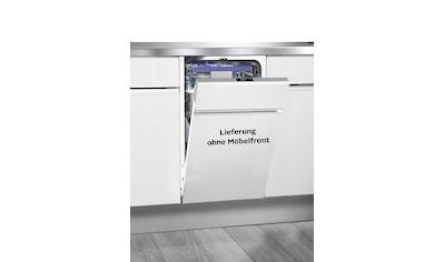Hanseatic vollintegrierbarer Geschirrspüler »HGVI4582D10J7714GS«, HGVI4582D10J7714GS,... kaufen