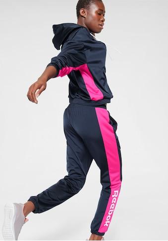 Reebok Trainingsanzug »Linear Logo Hoodie« (Set, 2 tlg.) kaufen