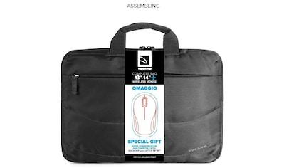 Tucano Notebooktasche bis 14 Zoll »Idea Slim Bundle mit Maus 13 Zoll« kaufen
