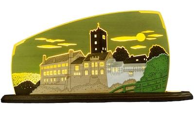 Weigla LED Dekolicht »Wartburg«, 1 St., Neutralweiß, beidseitiges Motiv/ Motiv... kaufen