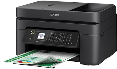 Epson »WF - 2830DWF (P)« Multifunktionsdrucker (WLAN (Wi - Fi)) kaufen