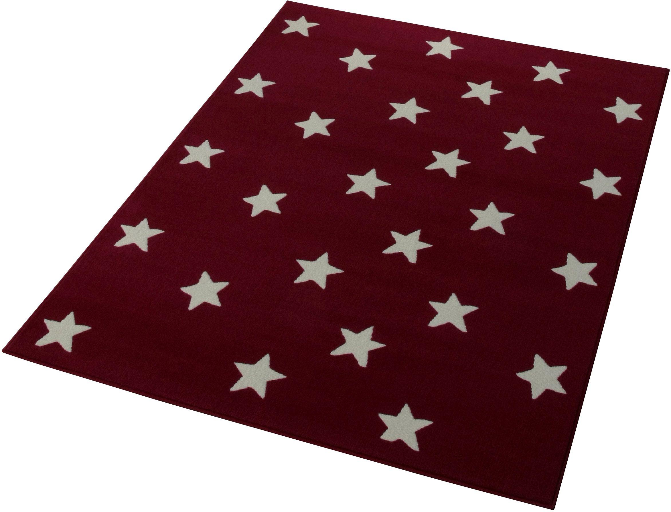 Teppich Stars HANSE Home rechteckig Höhe 9 mm maschinell getuftet