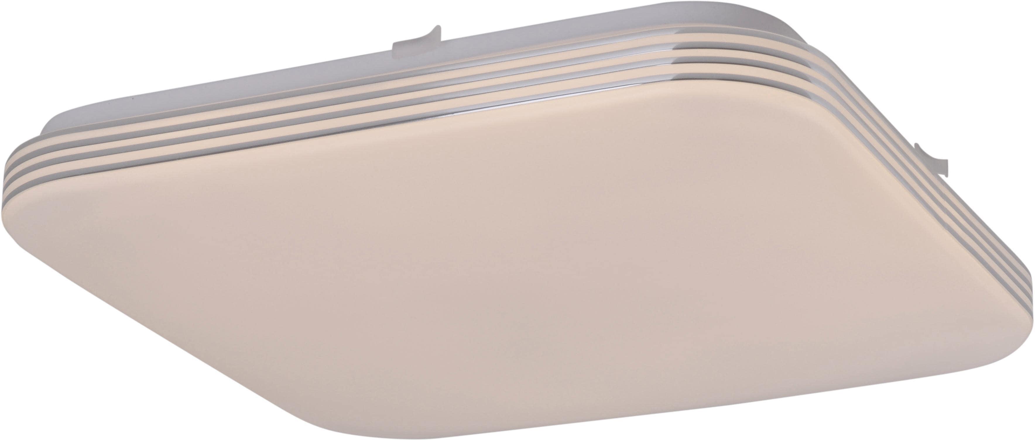 näve LED Deckenleuchte ADELINA, LED-Board, Warmweiß-Neutralweiß-Kaltweiß-Tageslichtweiß, LED Deckenlampe