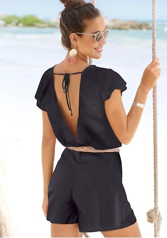 s.Oliver Beachwear Kurzoverall kaufen
