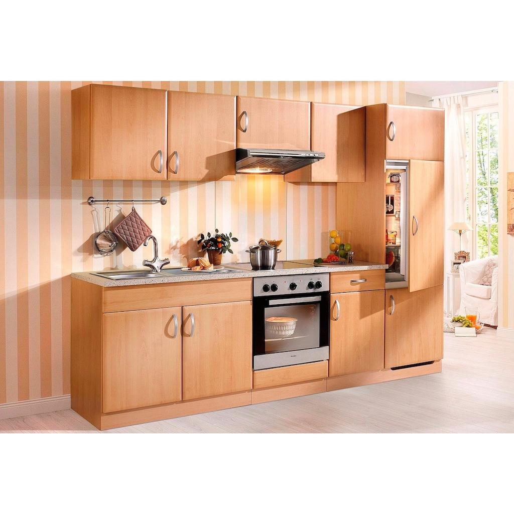 wiho Küchen Seitenschrank »Prag, B/T/H: 50/35/180 cm«