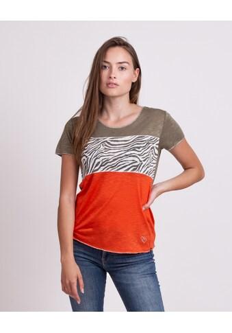 Key Largo T-Shirt »WT Zebra«, in schickem Design kaufen