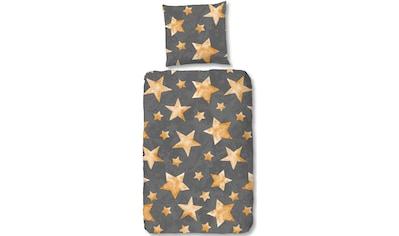 good morning Bettwäsche »Stella«, mit Sternen kaufen