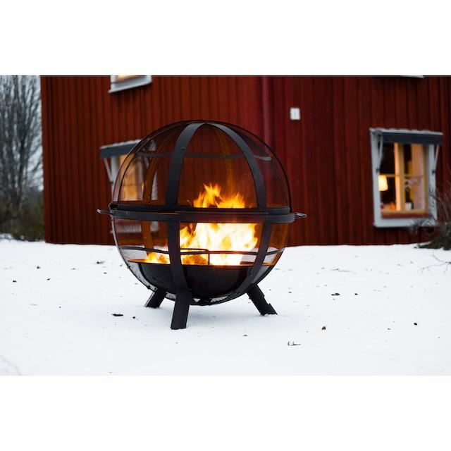LANDMANN Feuerkorb »Ball of Fire«, ØxH: 86x79,5 cm