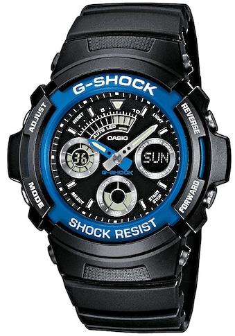 CASIO G-SHOCK Chronograph »Blue Devil, AW-591-2AER« kaufen