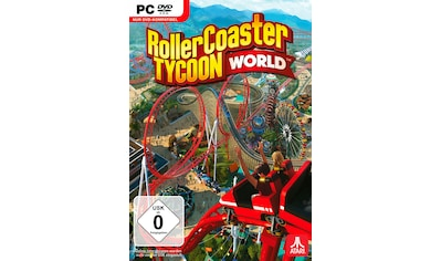 RollerCoaster Tycoon World PC kaufen