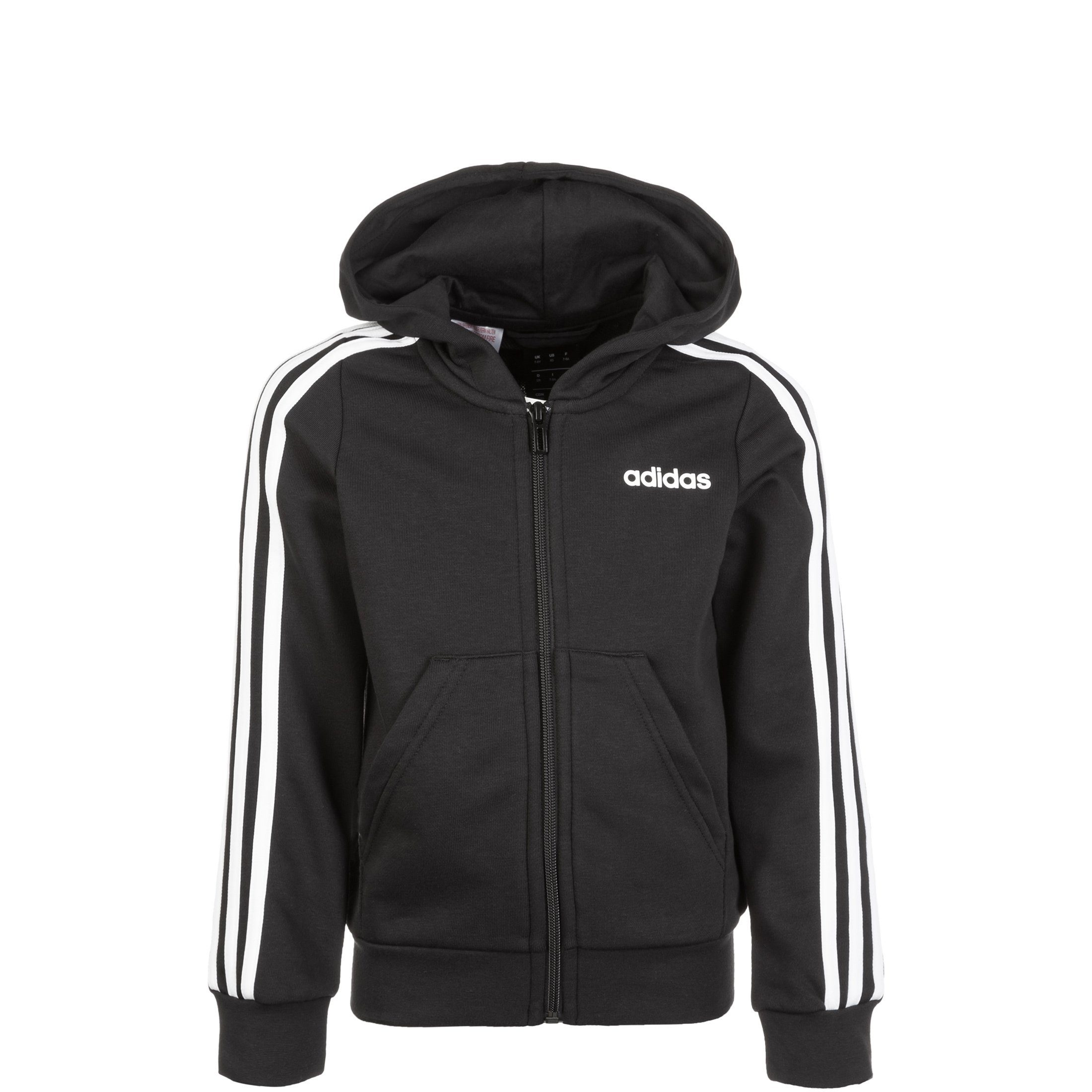 how to buy exclusive shoes good adidas Performance Trainingsjacke »Essentials 3 Stripes« | BAUR