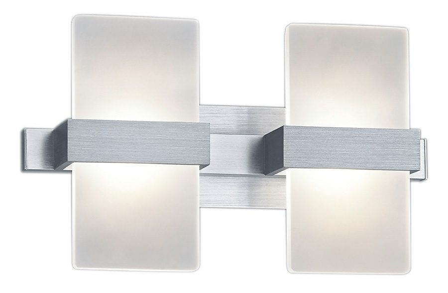 TRIO Leuchten LED Wandleuchte PLATON