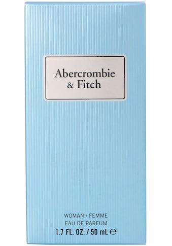 Abercrombie & Fitch Eau de Parfum »First Instinct Blue« kaufen