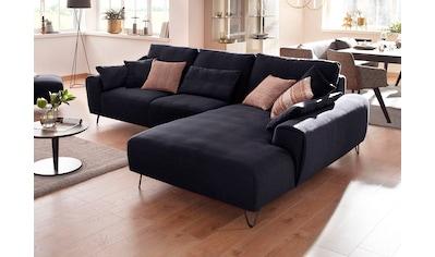Villeroy & Boch Ecksofa »MAYLA«, wahlweise mit Sitztiefenverstellung, Design von... kaufen