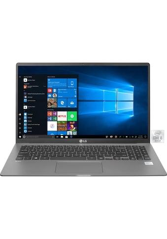 "LG Notebook »Gram 15Z90N«, (39,8 cm/15,6 "" Intel Core i5 Iris Plus Graphics\r\n 512 GB... kaufen"