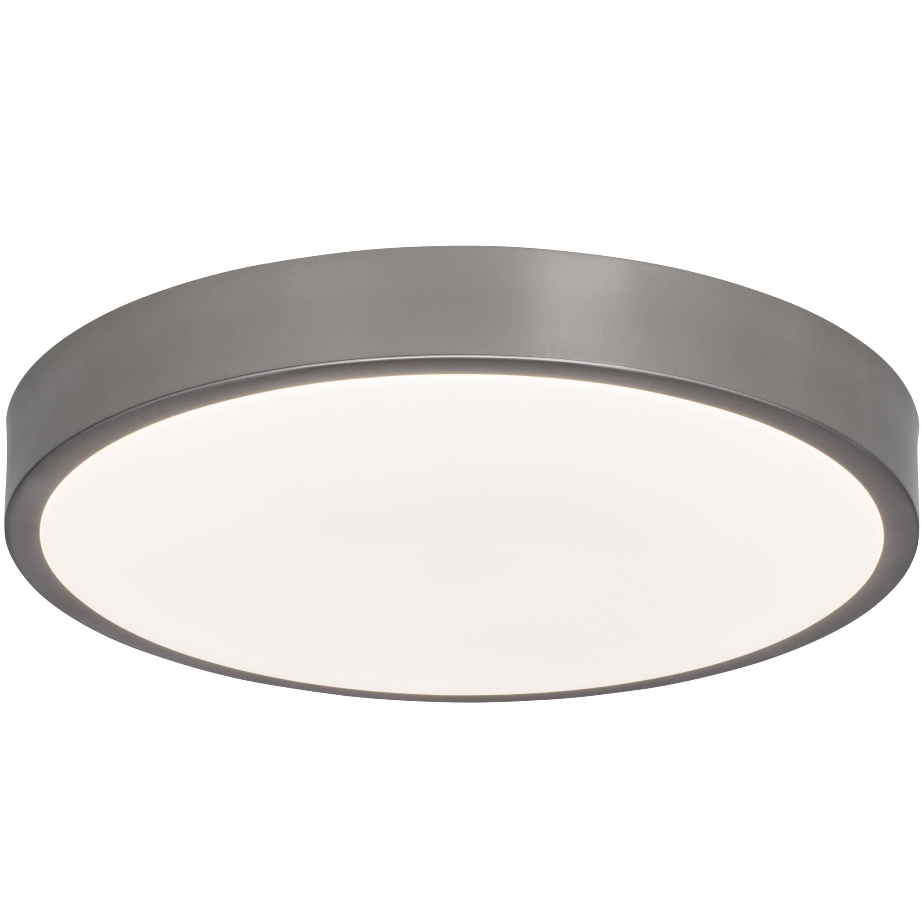 AEG Mikel LED Deckenleuchte 38cm eisen/weiß