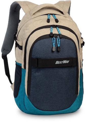 Bestway Laptoprucksack »Evolution Air, beige« kaufen