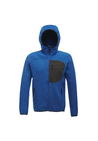 Regatta Fleecejacke »X - Pro Herren Coldspring Hybrid Fleece Jacke mit Kapuze« kaufen