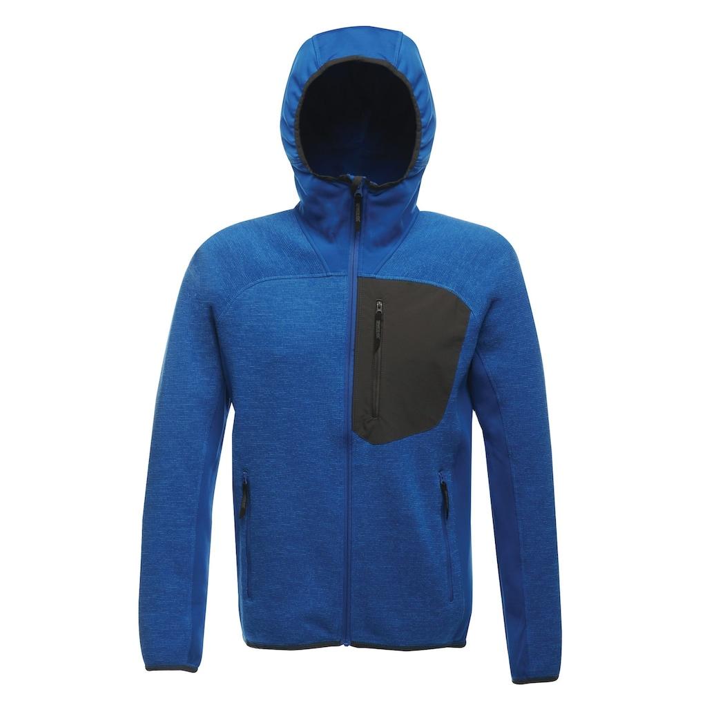 Regatta Fleecejacke »X-Pro Herren Coldspring Hybrid Fleece Jacke mit Kapuze«