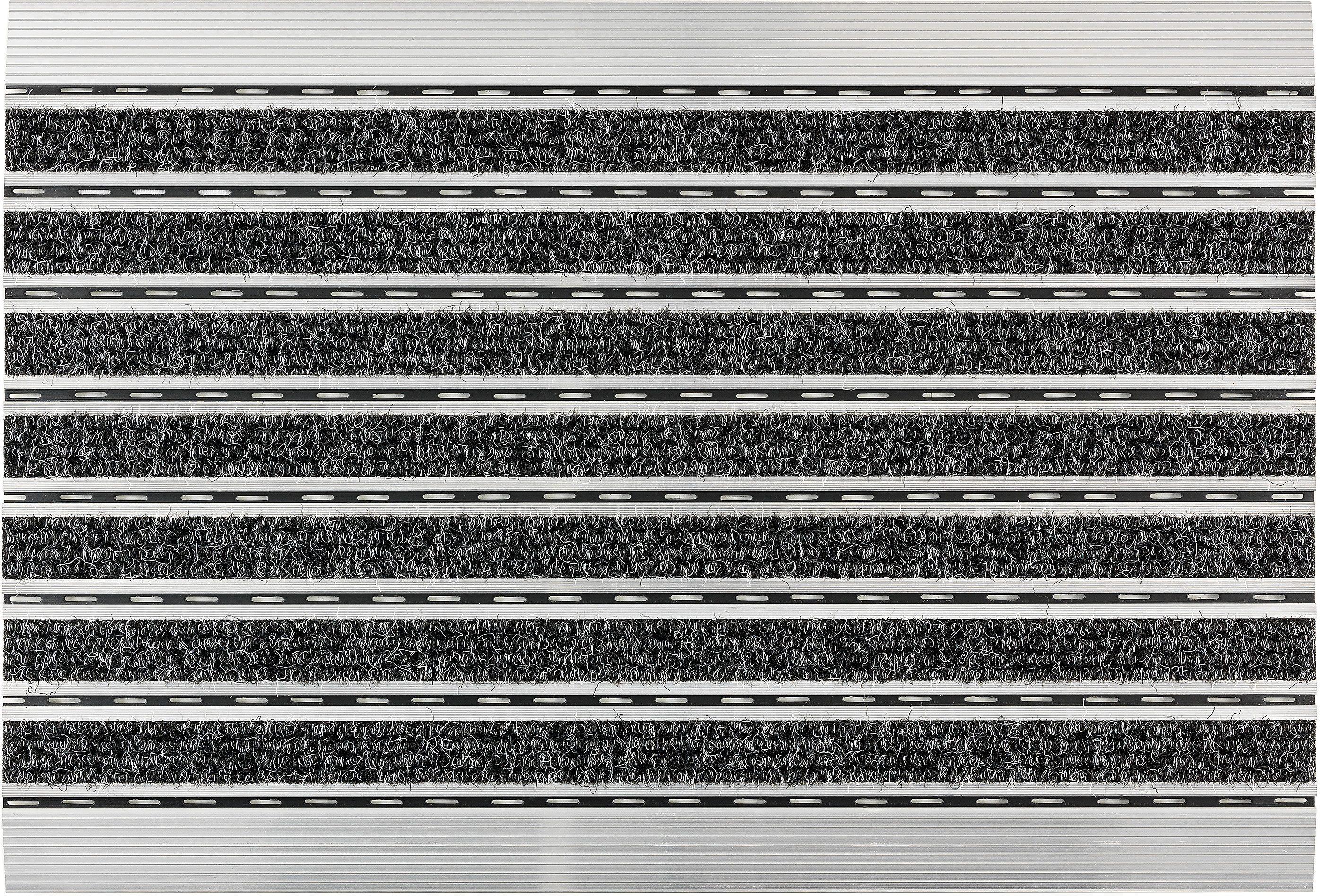 Fußmatte Rips ASTRA rechteckig Höhe 10 mm