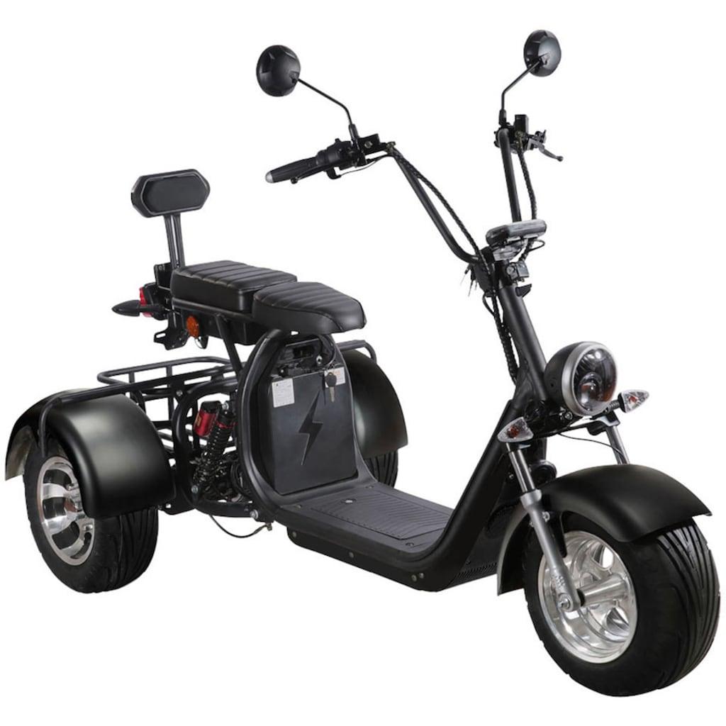 Santa Tina Elektromobil »Como³ 25 km/h«, 25 km/h
