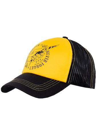 KingKerosin Trucker Cap »Never Forget«, mit Mesheinsatz und Print kaufen
