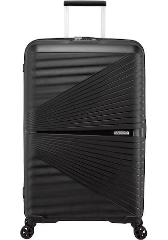 American Tourister® Hartschalen-Trolley »Airconic, 77 cm, onyx black«, 4 Rollen kaufen