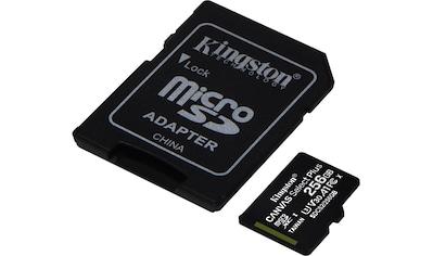 Kingston Speicherkarte »Canvas Select Plus microSD«, (UHS Class 1) kaufen