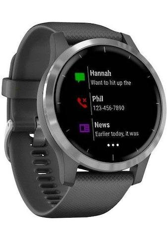 Garmin Smartwatch »VIVOACTIVE 4«,  kaufen