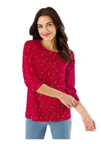Classic Basics Shirt mit glänzendem Satinband kaufen