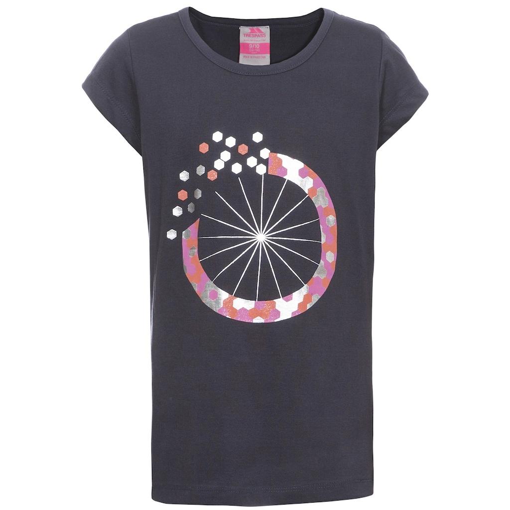 Trespass T-Shirt »Mädchen Clemence Kurzarm«