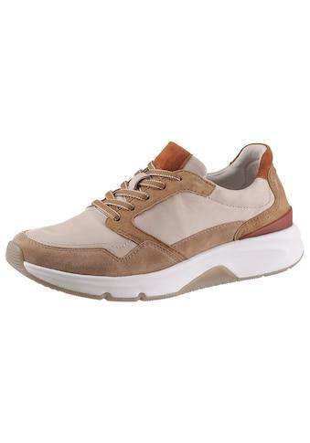 Gabor Rollingsoft Keilsneaker, mit Kontrastbesätzen kaufen
