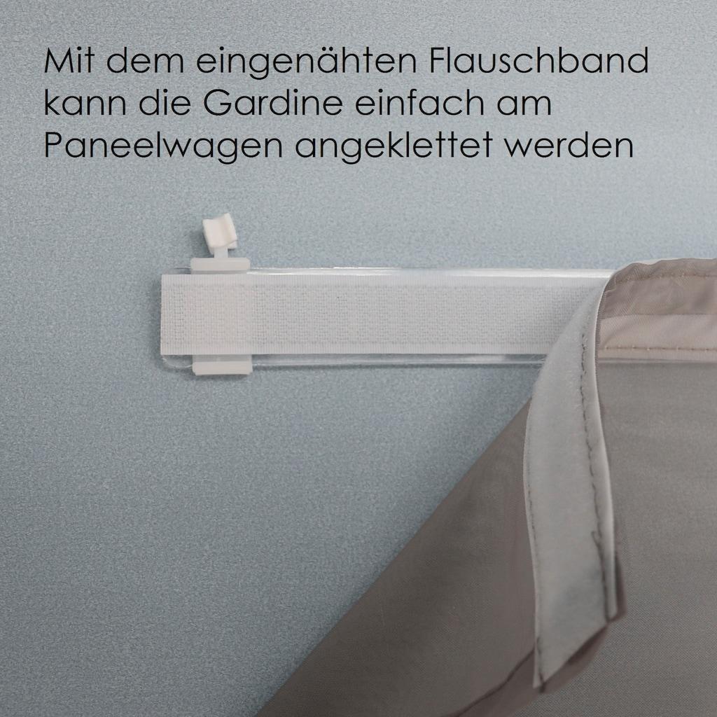 Weckbrodt Schiebegardine »Klara«, Paneelwagen
