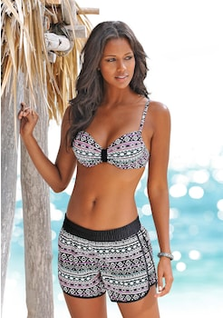 a198041c4d2416 Bikini mit Shorts 2019 online bestellen | BAUR