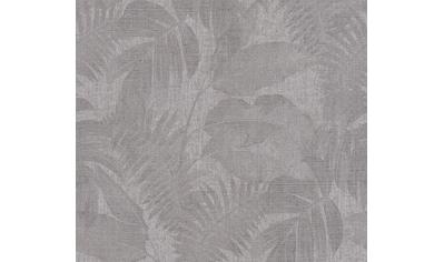 living walls Vliestapete »New Walls Cosy & Relax mit Palmenblättern«, floral kaufen