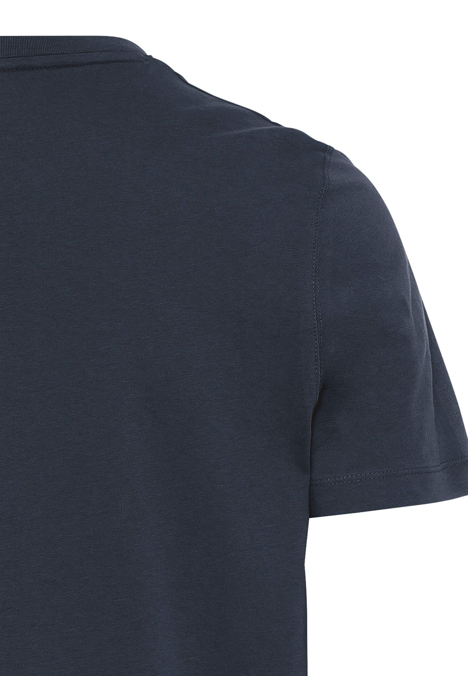 camel active -  T-Shirt, unifarben