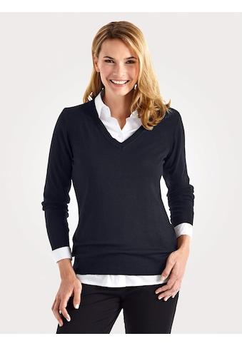 Mona V-Ausschnitt-Pullover, in Traumhaft-Qualität kaufen
