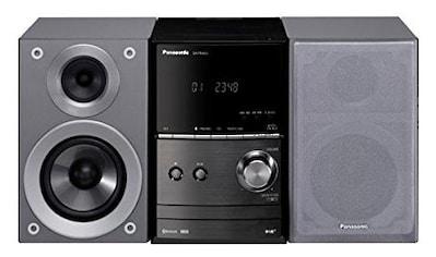 Panasonic Kompaktanlage »SCPM602«, (Bluetooth FM-Tuner mit RDS-Digitalradio (DAB+) 40 W) kaufen