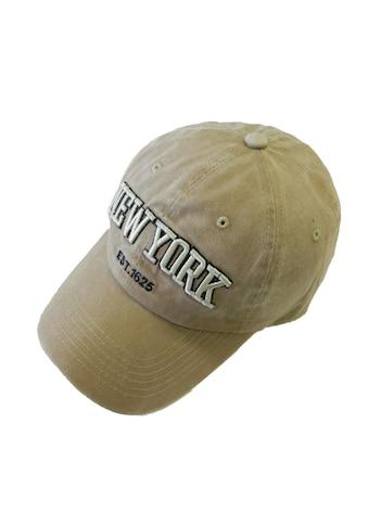 Chaplino Baseball Cap, mit gesticktem Schriftzug kaufen