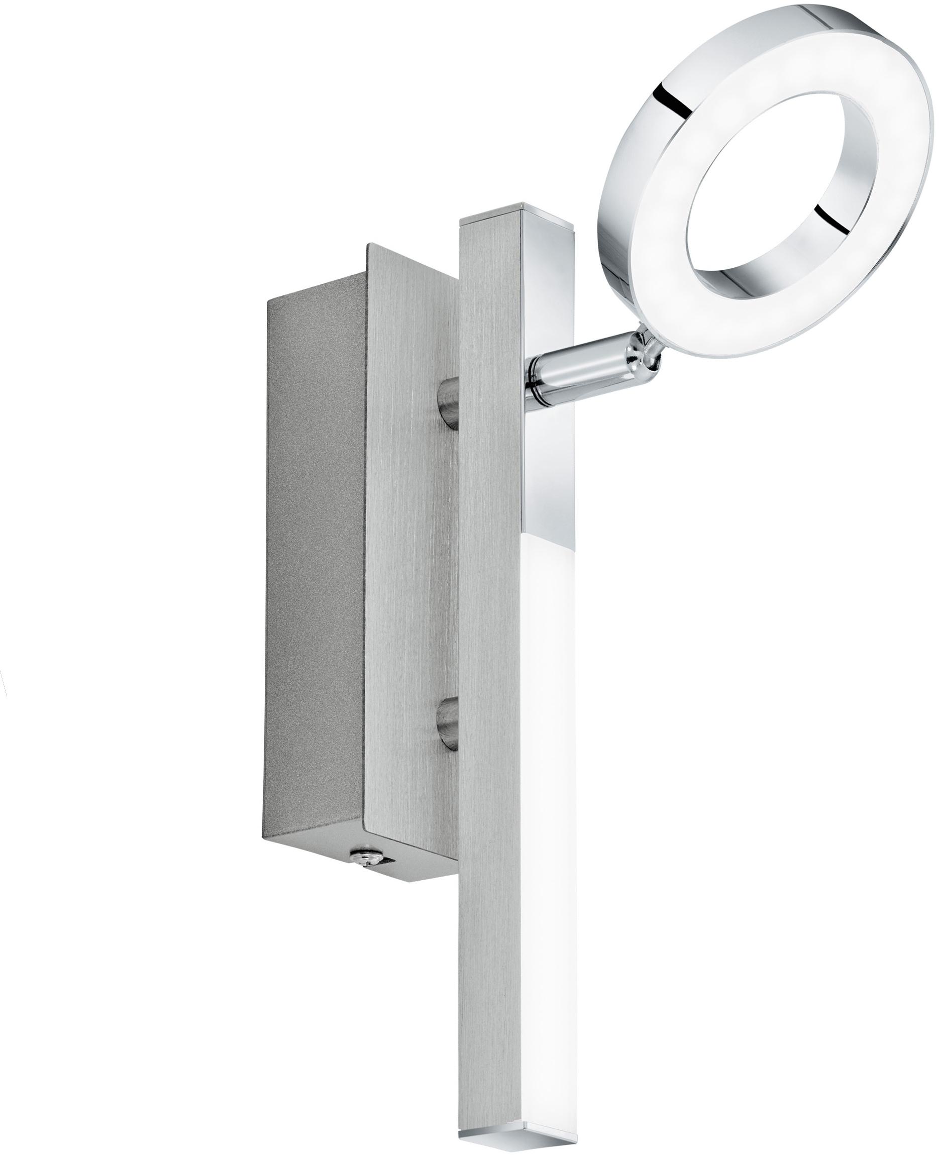 EGLO LED Wandleuchte CARDILLIO 1, LED-Board, Warmweiß