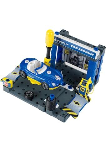 Klein Spiel-Gebäude »Michelin Service Station«, inklusive Spielzeugauto kaufen