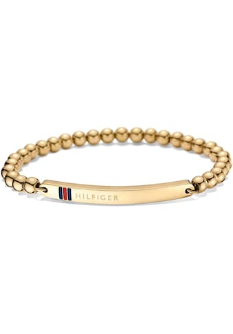 TOMMY HILFIGER Armband »2700787, Classic Signature«, mit Emaille kaufen