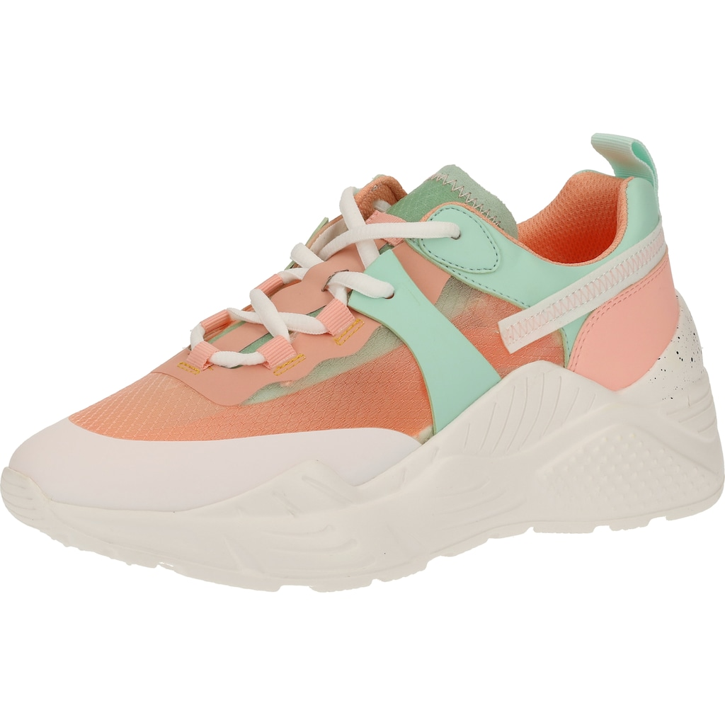 STEVE MADDEN Sneaker »Lederimitat/Textil«