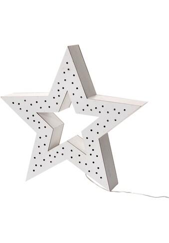 LED Stern »Multi Stern«, Farbwechsler, mit vielen Lichtfunktionen kaufen