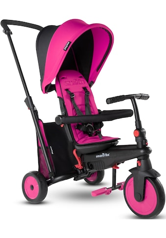 smarTrike® Dreirad »FoldingTrike STR3, Pink«, mit verstellbarem Sonnenschutzdach kaufen