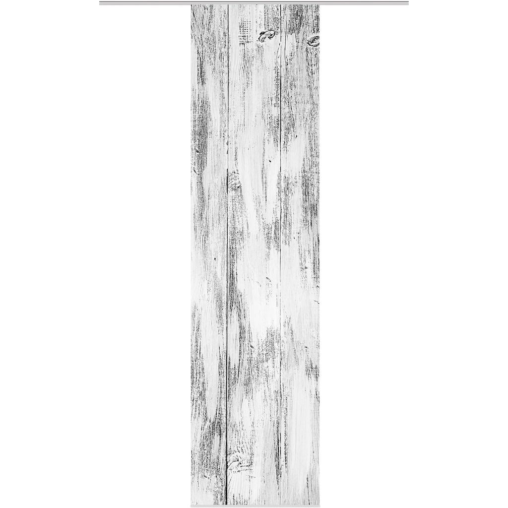 HOME WOHNIDEEN Schiebegardine »HOLARI«, HxB: 245x60, Dekostoff Digitaldruck